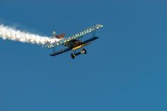 Fokker D VII reproducción Fotografía de archivo