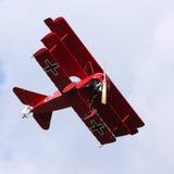 Fokker Dr.1 Royalty-vrije Stock Foto
