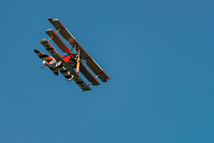 Fokker dr reprodukcja Obrazy Royalty Free