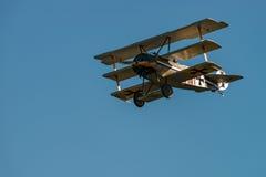 Fokker dr reprodukcja Zdjęcia Royalty Free