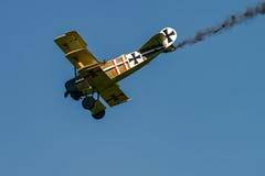 Fokker dr reprodukcja Obraz Stock