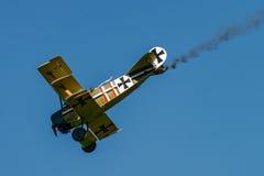 Fokker dr reprodukcja Obrazy Stock