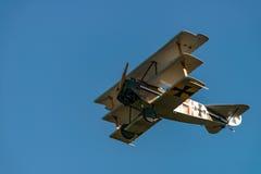 Fokker dr reprodukcja Fotografia Stock