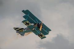 Fokker DR1 Triplane Stock Images