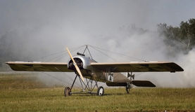 Fokker Eindecker Stock Photo