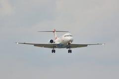 Fokker F70 Στοκ φωτογραφία με δικαίωμα ελεύθερης χρήσης