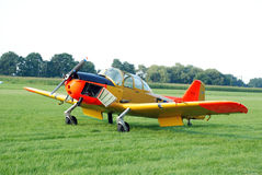 Fokker quattro (fokker S-11) Immagini Stock
