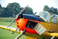 Fokker quattro (fokker S-11) Immagine Stock Libera da Diritti