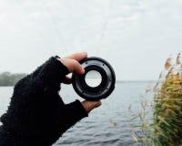 fokus lizenzfreies stockfoto