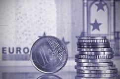 Fokus auf Seil Lizenzfreies Stockfoto