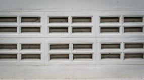 Fokusziegelsteinblock-Entlüftungshintergrund stockbild