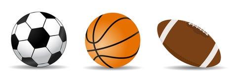 Folâtre des boules Image stock