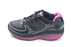 Folâtre la chaussure de course Image stock