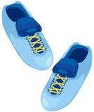 Folâtrez les chaussures Photos libres de droits