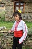 Folclore bulgaro tradizionale immagine stock libera da diritti