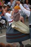 Folclore de Algarvian Fotografía de archivo