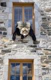 Folclore della Quebec Immagine Stock