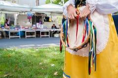 Folclore della Sicilia Fotografie Stock Libere da Diritti