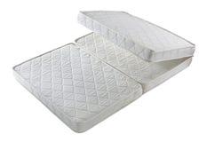 Foldable mattress Royalty Free Stock Photography