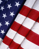 Folded American Flag Stock Photos