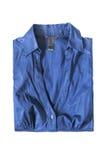 Folded blouse isolated Royalty Free Stock Photography