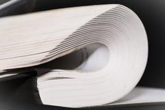 Folded book Royalty Free Stock Image