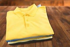 Folded Clothing Stock Images