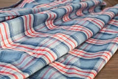 Folded fabric Stock Photos