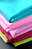 Folded fabric Royalty Free Stock Photography