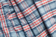Folded fabric Royalty Free Stock Photos