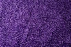 Folded fabrics. With rich, warm rainbow colors royalty free stock photos