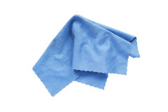 Folded handkerchief Stock Image