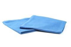 Folded napkin Stock Images