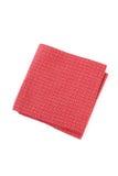 Folded napkin Royalty Free Stock Image