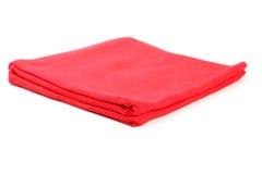 Folded napkin Stock Photography