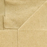 Folded paper. Folded package paper background, texture stock photos