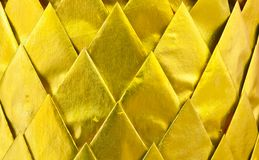 Folded paper pattern Royalty Free Stock Photos