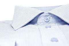 Folded shirt Royalty Free Stock Image