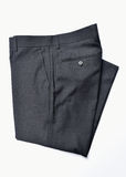Folded slacks Royalty Free Stock Image