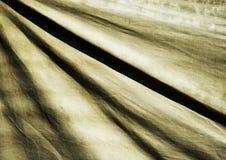 Folded tent fabric textile Stock Image