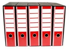 Folder 2 Stock Image