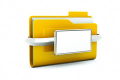 Folder Royalty Free Stock Images