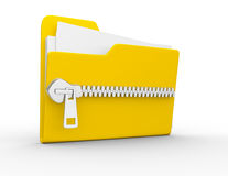 Folder Royalty Free Stock Image