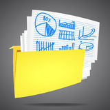 Folder Stock Photography