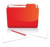 folder Fotografie Stock