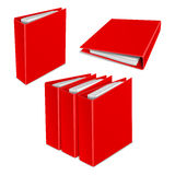 Folder color vector icon. Organizing graphic Stock Images