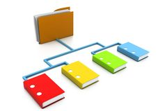 Folder and Document Stock Images