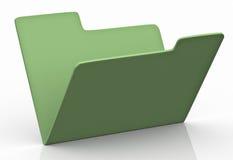 Folder for files Stock Images