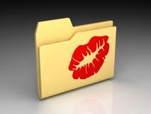 folder icon Стоковые Изображения RF