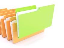 Folder icon Stock Image